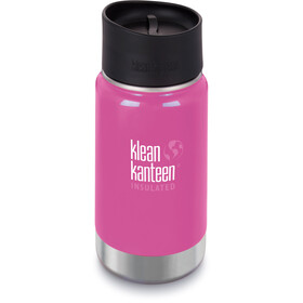 Klean Kanteen Wide Vacuum Insulated Bottle Café Cap 2.0 355ml Wild Orchid
